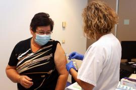 Arranca la vacunación contra la gripe para la población de riesgo