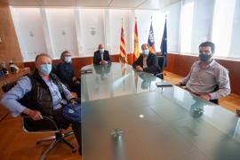 La Asociación Cristóbal Colón de Ibiza pide apoyo institucional al Consell en su labor de investigación