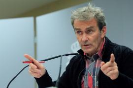 Simón apunta «una pequeña tendencia ascendente» y advierte de un posible aumento en línea de Europa