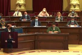 Vicent Marí considera el discurso de Armengol lleno de deseos pero exige compromisos