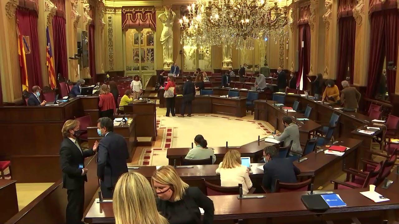 EN DIRECTO | Segunda jornada del Debate de Política General en el Parlament