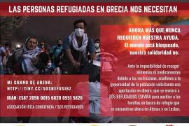 Ibiza Conciencia lanza una nueva campaña humanitaria en favor de los refugiados