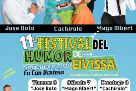 El XI Festival de Humor de Ibiza vuelve para hacer reír de la mano de artistas locales