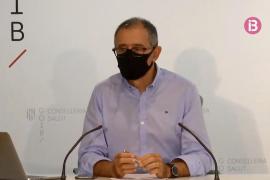 Arranz no cree que el toque de queda sea «prioritario» en Baleares