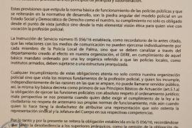 El jefe de la Policía Local de Palma advirtió a sus agentes con sanciones si filtraban información