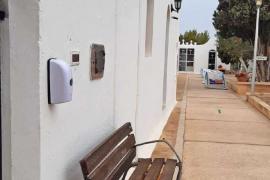 Formentera establece un protocolo anticovid en el cementerio de Sant Francesc por 'Tots Sants'