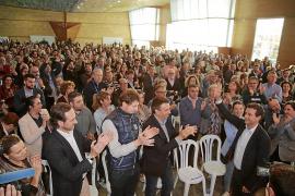 Críticos del PP, Cs, Vox y PI en la Part Forana avanzan en la creación de un nuevo partido