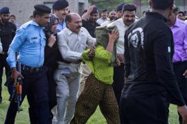 Sale de prisión la niña cristiana acusada de blasfemia en Pakistán
