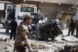 Una cadena de atentados deja al menos 62 muertos y 217 heridos en Irak