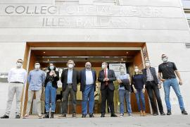 Baleares se enfrenta a la pandemia con un déficit de más de doscientos médicos