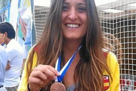 Pilar Escandell: «Ni yo ni nadie podía imaginar que lograría una medalla»