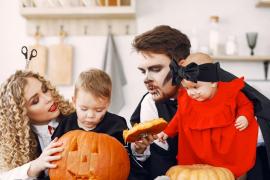 Recetas de miedo para Halloween