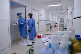 Fallece un hombre de 95 años con coronavirus en Ibiza