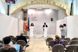 Una quincena de alumnos y dos docentes, positivos en coronavirus en Ibiza en la última semana
