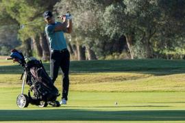 Rafa Nadal en Campeonato de Golf en Mallorca