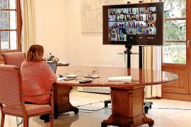 Armengol reclama criterios homogéneos para decidir la movilidad en toda Europa