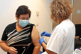 8.059 pitiusos se vacunan contra la gripe en la primera semana de campaña