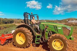 La agricultura en Ibiza también tiene nombre de mujer