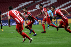 Atlético de Madrid-Salzburgo