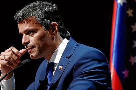 Leopoldo López ve a Pedro Sánchez «proactivo» con la causa venezolana