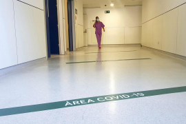 Can Misses se reorganiza para atender la demanda asistencial de coronavirus