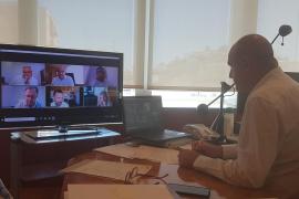 Los alcaldes de Ibiza y el Consell se reúnen para contemplar nuevas restricciones