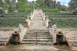 Los jardines de Raixa formarán parte de la red europea de jardines históricos