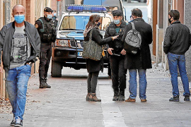 Varios detenidos por desvío de fondos para gastos Puigdemont