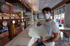 Los hosteleros de Vila piden «igualdad para toda la isla»
