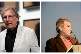El IEE y el artista Erwin Bechtold, candidatos a la Medalla de Oro del Consell de Ibiza