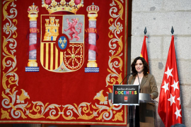 Ayuso anuncia el cierre de Madrid durante los dos próximos puentes