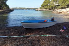 Oleada de pateras en Mallorca en una noche