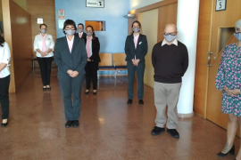 Pompas Fúnebres Ibiza recuerda con un minuto de silencio a los fallecidos durante la pandemia