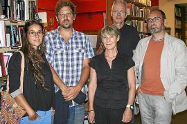 Sergio Villanueva presenta su novela Laberinto de celuloides