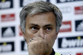 Mourinho: «Si Cristiano está triste y juega como juega, por mí perfecto»
