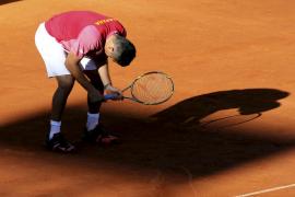 Almagro supera a Isner y España está a un punto de la final de la Copa Davis