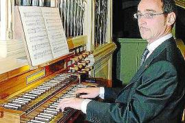 Angelo Comotto abre el ciclo de conciertos de órgano de Sant Josep