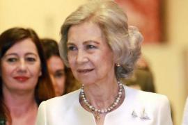La reina Sofía cumple este lunes 82 años volcada en apoyar causas sociales