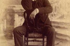 Benito Pérez Galdós, escritor del mes de noviembre en Can Ventosa