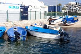 La nueva ola de pateras llegadas a Ibiza, en imágenes.