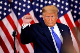 Trump asegura que ha «ganado» las elecciones y denuncia «un importante fraude»