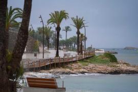 Ibiza y Formentera, en alerta amarilla este miércoles por oleaje