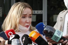 Desalojan a Angela Dobrowolski, mujer de Josep Maria Mainat, de la vivienda del productor