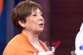 Celia Villalobos estalla en 'MasterChef': «Soy falsa, soy embustera, soy ladrona... Soy de todo porque soy política»