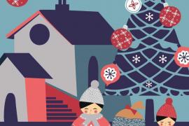 Vila impulsa un concurso de decoración navideña para asociaciones y vecinos