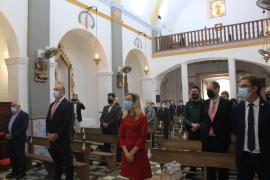 Sant Carles celebra su día grande con una misa