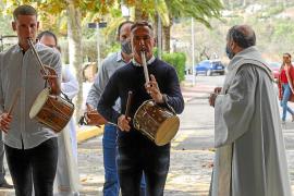 Sant Carles celebra el día grande en honor a su patrón