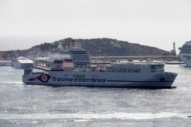 Trasmediterránea entra en colapso económico