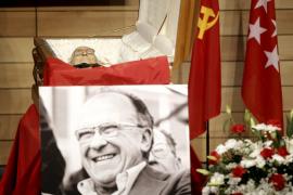 LA CAPILLA ARDIENTE DE SANTIAGO CARRILLO