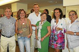 Inauguración de Antonio Amorós